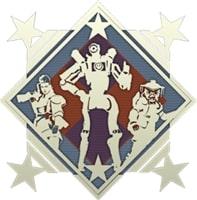 Team Work Achievement Badge