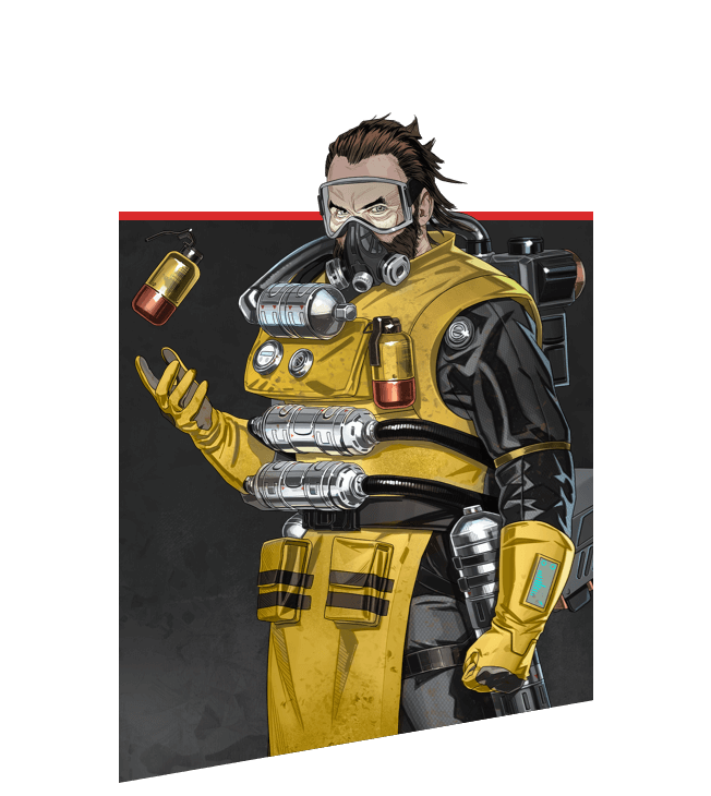 Icons Packs And Ranks Apex Legends Boost Heroes Caustic