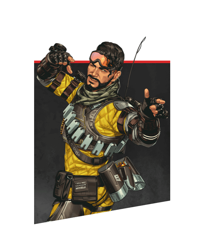 Icons Packs And Ranks Apex Legends Boost Heroes Mirage