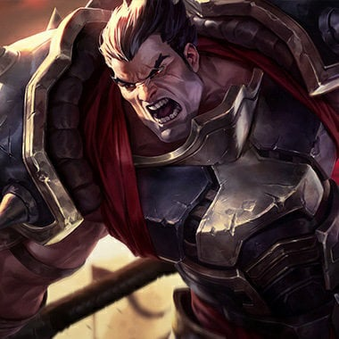 Icons Packs And Ranks League Of Legends Boost Heroes Darius