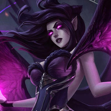 Icons Packs And Ranks League Of Legends Boost Heroes Morgana