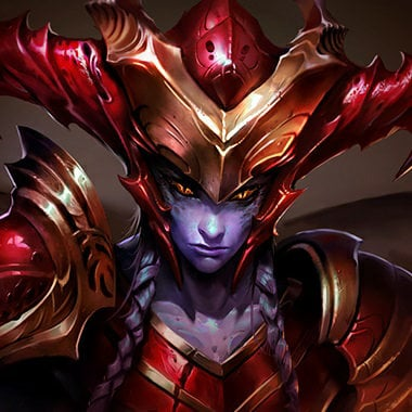 Icons Packs And Ranks League Of Legends Boost Heroes Shyvana