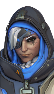 Icons Packs And Ranks Overwatch Boost Heroes Ana