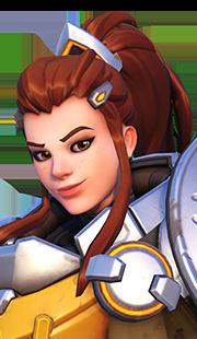 Icons Packs And Ranks Overwatch Boost Heroes Brigitte