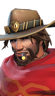Icons Packs And Ranks Overwatch Boost Heroes Mccree
