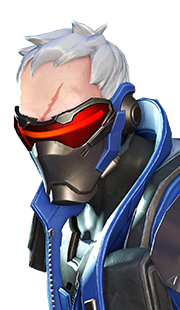 Icons Packs And Ranks Overwatch Boost Heroes Soldier 76
