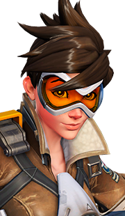 Icons Packs And Ranks Overwatch Boost Heroes Tracer