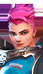 Icons Packs And Ranks Overwatch Boost Heroes Zarya