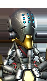 Icons Packs And Ranks Overwatch Boost Heroes Zenyatta