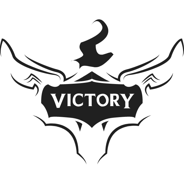Ranked Wins Boost Icon In Black and White