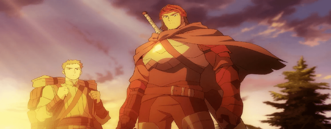 Dota: Dragon's Blood Promotional Poster